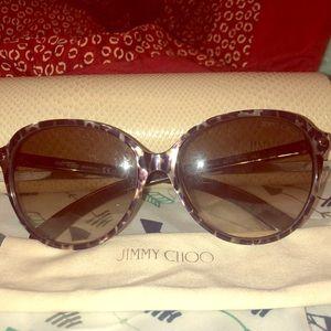 Jimmy Choo Alison sunglasses 🕶